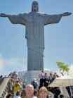 Christ Redeemer statue Rio de Janeiro