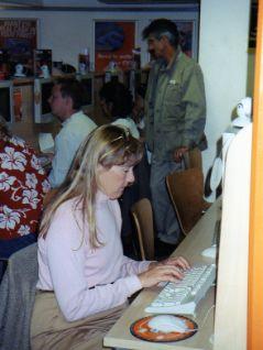 Remember internet cafes?