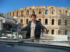 local help parking El Jem Tunisia