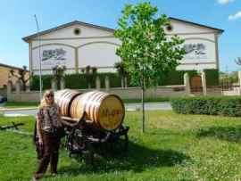 Muga Winery, Haro, Spain