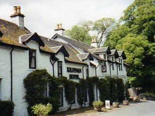 Kilfinan Hotel Scotland