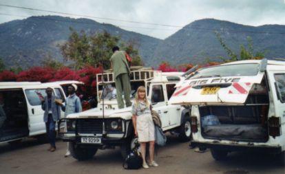 Kenya Tanzania border crossing