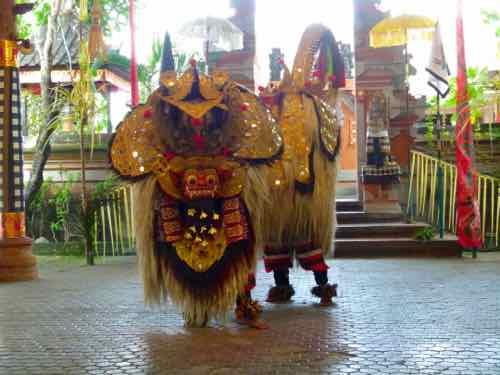 Barong, Bali Indonesia