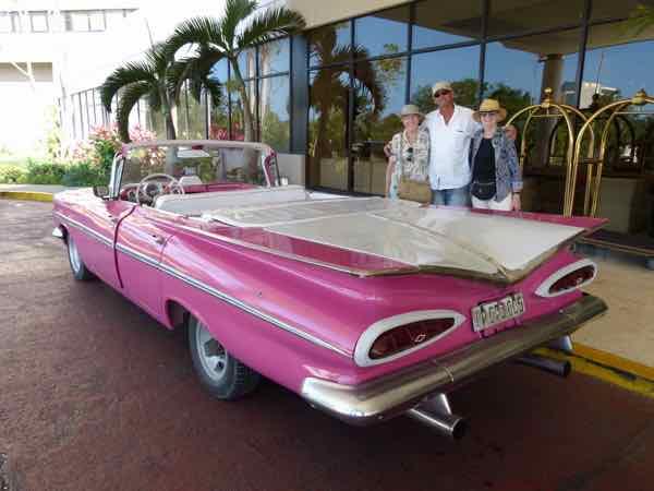 1959 Impala convertible, Havana