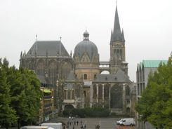 Cathedral Aachen, Germany