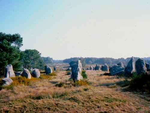 Alignement de Kermario - Carnac, France