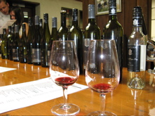 Wines for tasting Henschke Cellar Door Australia