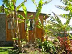 Bed and Breakfast may be in a cottage in Easter Island