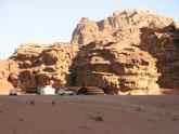 Bedouin Camp Wadi Rum Jordan