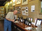Cellar Door-Bleasdale Winery-Langhorne Creek-Australia