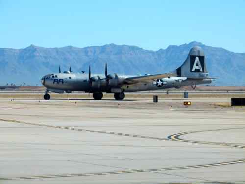 Commemorative Air Force's B-29 Fifi