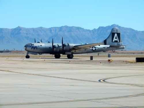 Commemorative Air Force's B-29 Fifi