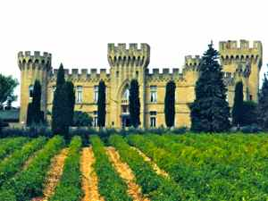 Chateau Fines Roches - France