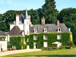 Chateau du Plessis - France