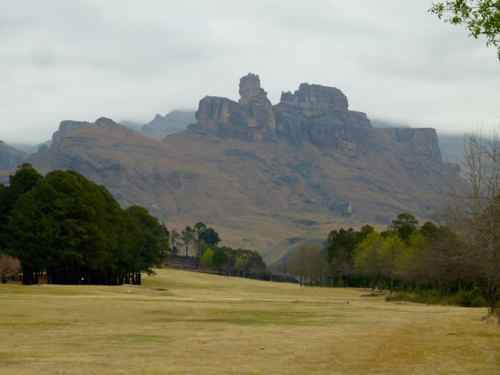 Garden Castle - Drakensberg Mountains So Africa