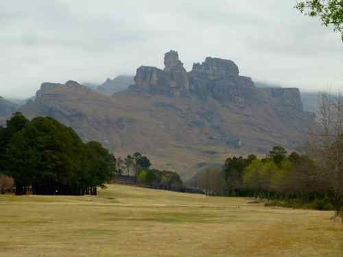 Garden Castle - Drakensberg Mountains So Africa