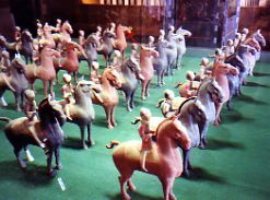 Han Yang Ling Museum mounted army