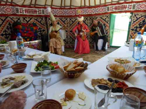 Musicians in Kazakhstan