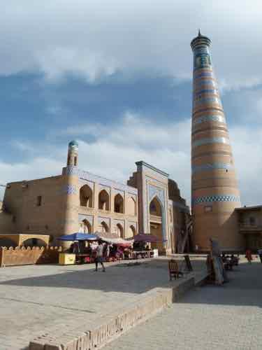 Islam-Khodja Minaret, Khiva