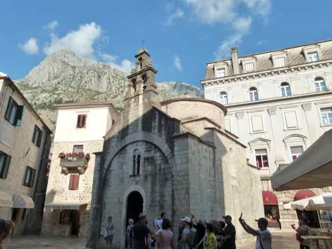 St Luke Church, Kotor, Montenegro