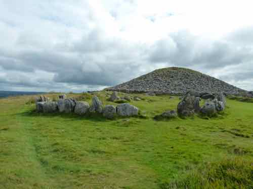 Loughcrew Passage Tomb near Oldcastle