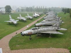 Polish Air Museum Krakow - MiG Alley