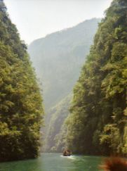 Yangtze Mini Three Gorges - Danning River