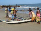 Morondava coast Madagascar