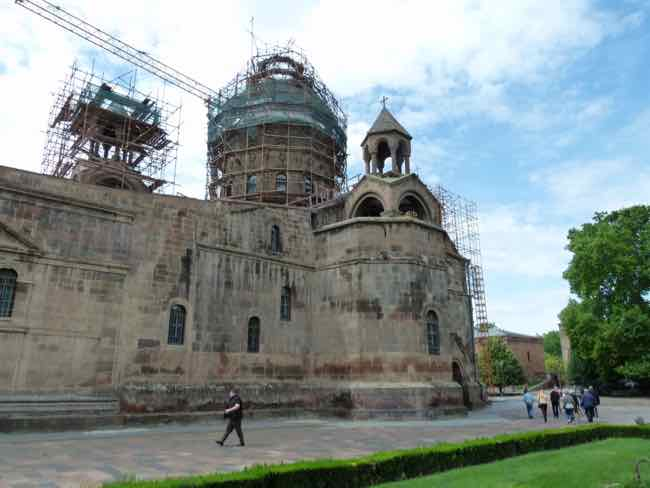 Mother See of Holy Echmiadzin, Armenia