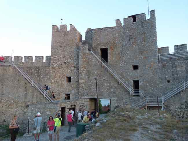 Samuels Fortress, Ohrid