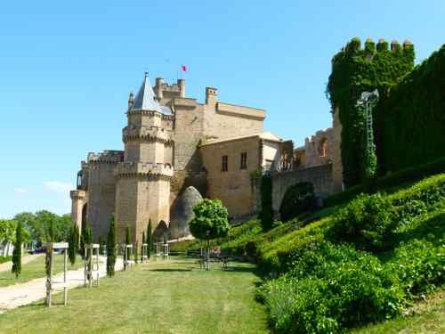 Olite Castle Parador