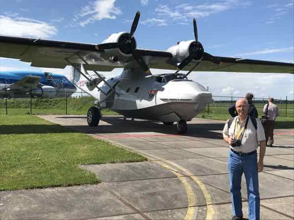 PBY-5A Catalina at Lelystad Airport