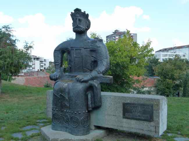 Prince Lazar of Krusevac, Serbia