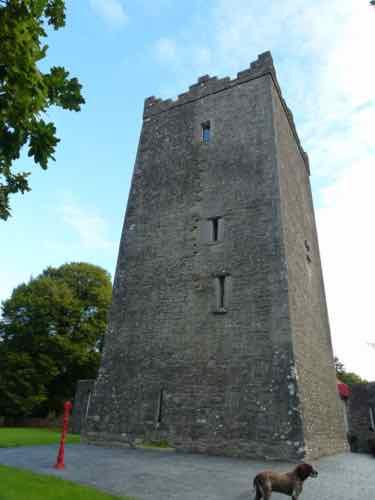 Ross Castle Tower