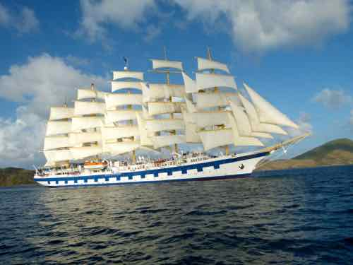 Royal Clipper Adventure Cruises