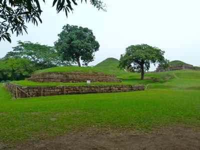 San Andreas Mayan Ruins, El Salvador