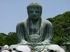 travel Japan-Kamakura Buddha