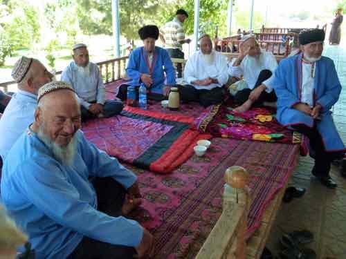 Turkmen Elders