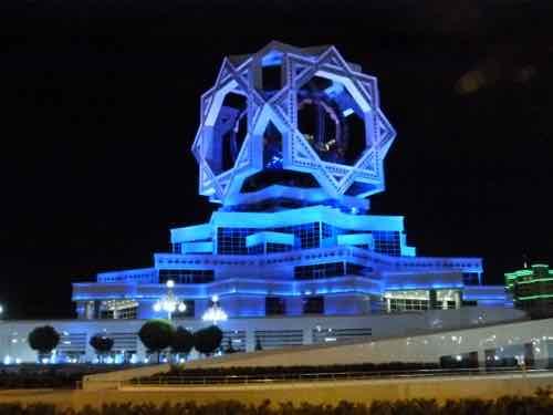 Wedding Palace, Ashgabat, Turkmenistan