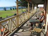 Wine with a sea view Victor Harbor