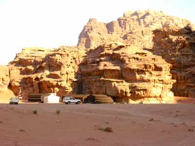 Wadi Rum our Bedouin Tented Camp