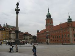 Warsaw Royal Castle and Castle Square