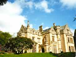 Woodlands Manor House Scotland