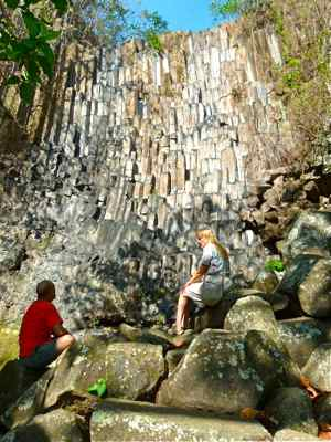 Cascadas Los Tercios, El Salvador