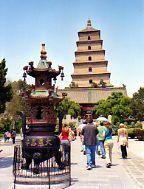 Big Goose Pagoda Xian