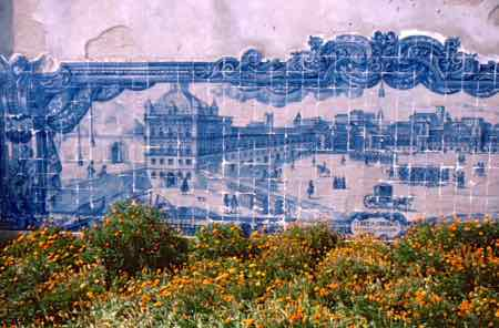 Azulejos de Lisboa - The famous blue tiles that decorate Lisbon