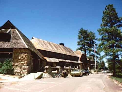 Bryce Canyon National Park Lodge