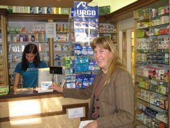 Buying cold medication in Prague, but pack enough medication for prescriptions