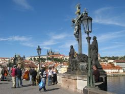 Charles Bridge and Castle, Prague
