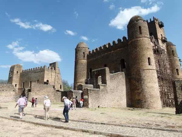 Castle Complex Gondar, Ethiopia